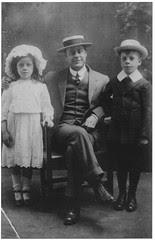 Kathleen, Henry & Norbert Ainscough