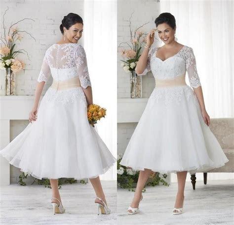 Vintage Plus Size Lace Wedding Dresses Cheap Summer Beach