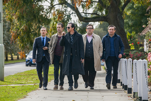 Edelstein: The World's End Is the Year's Most Entertaining Movie