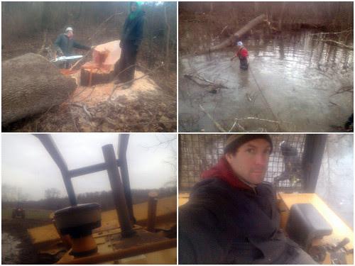 Winter Field Work