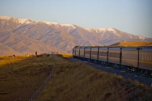 Golden Eagle Trans Siberian Express luxury train