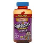 Flintstones Gummies Complete With More Vitamin D - 180 Ea