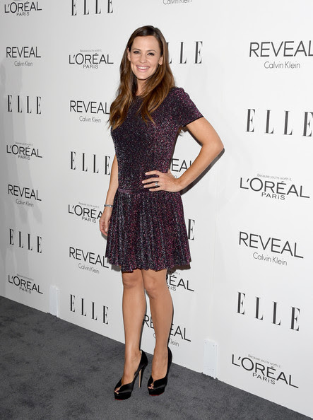 Actress Jennifer Garner attends ELLE's 21st Annual Women in Hollywood Celebration at the Four Seasons Hotel on October 20, 2014 in Beverly Hills, California.