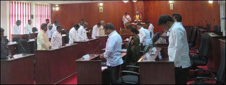 NPC pays tribute to Ms Jayalalithaa