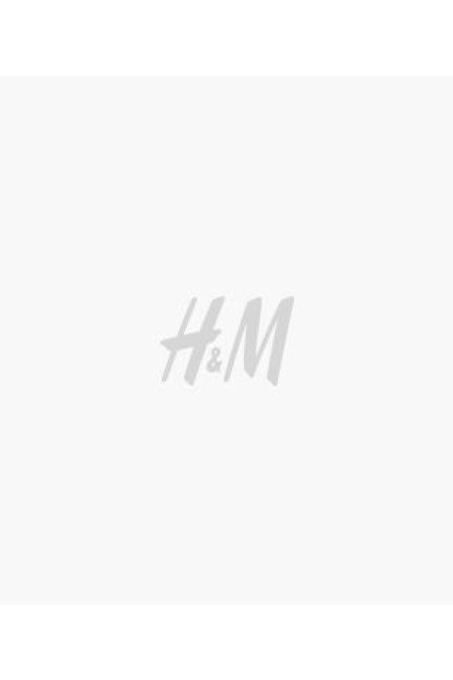 ビスコース ノースリーブブラウス - ホワイト - Ladies | H&M JP 1
