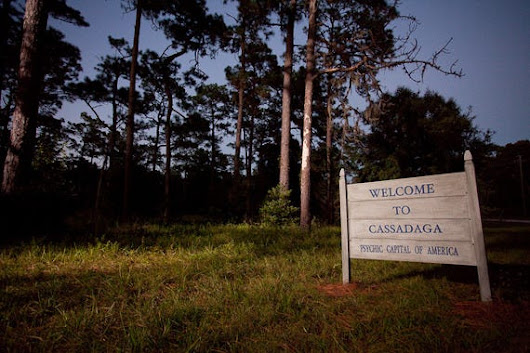 Cassadaga, If You Dare....