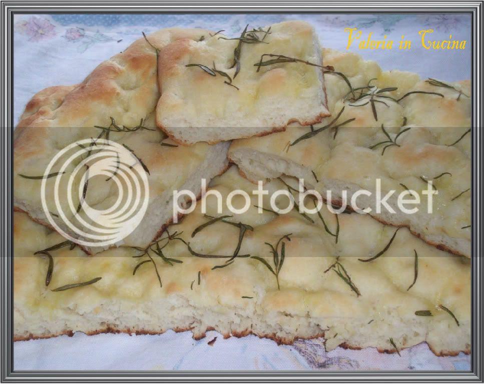 Focaccia Morbida di Patate