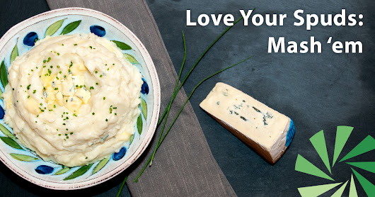 Love your spuds! Mash 'em with these great recipes from IVI