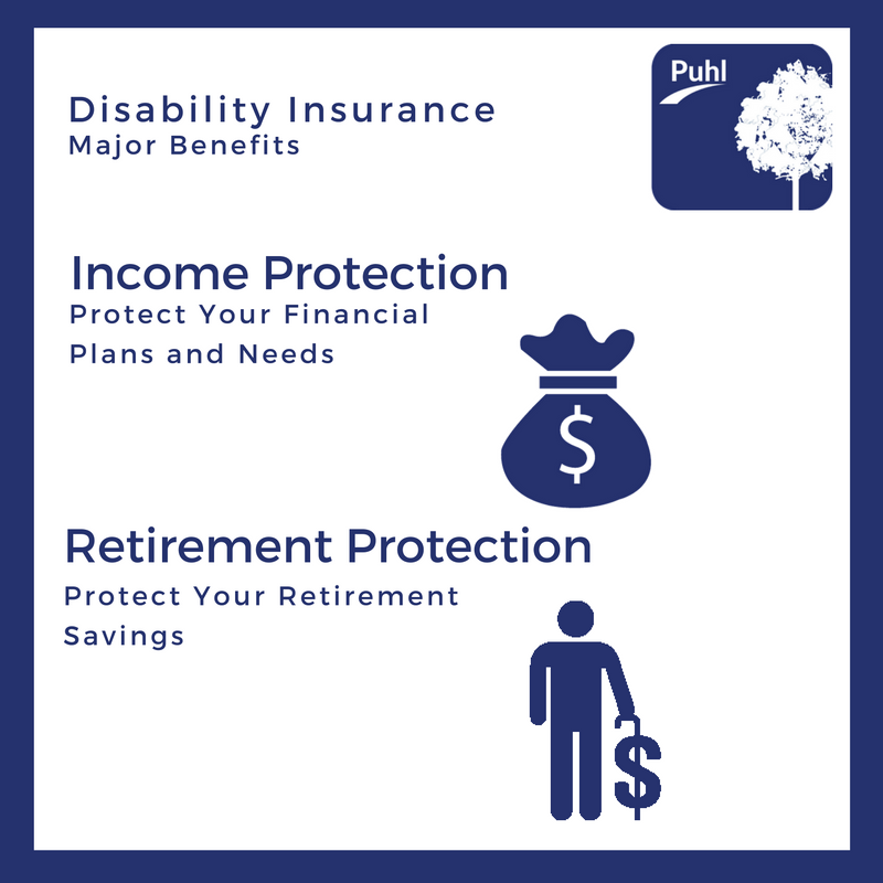 Disability Insurance & Coverage | Puhl Employee Benefits