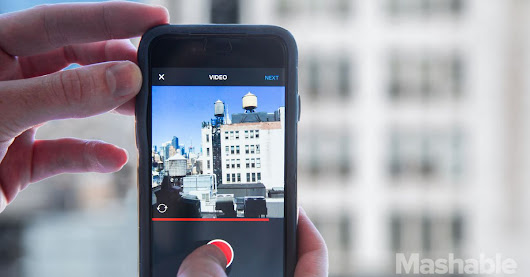You can now post 60-second videos on Instagram