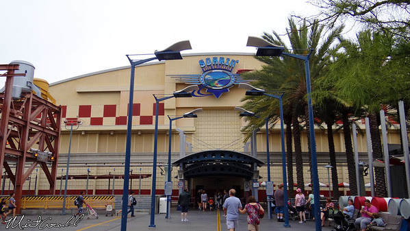 Disneyland Resort, Disney California Adventure, Soarin' Over California