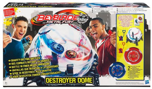 Beyblade - 370871860 - Toupie - Destroyer Dome