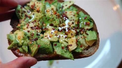 The best way to eat avocado: Avocado toast recipe   YouTube