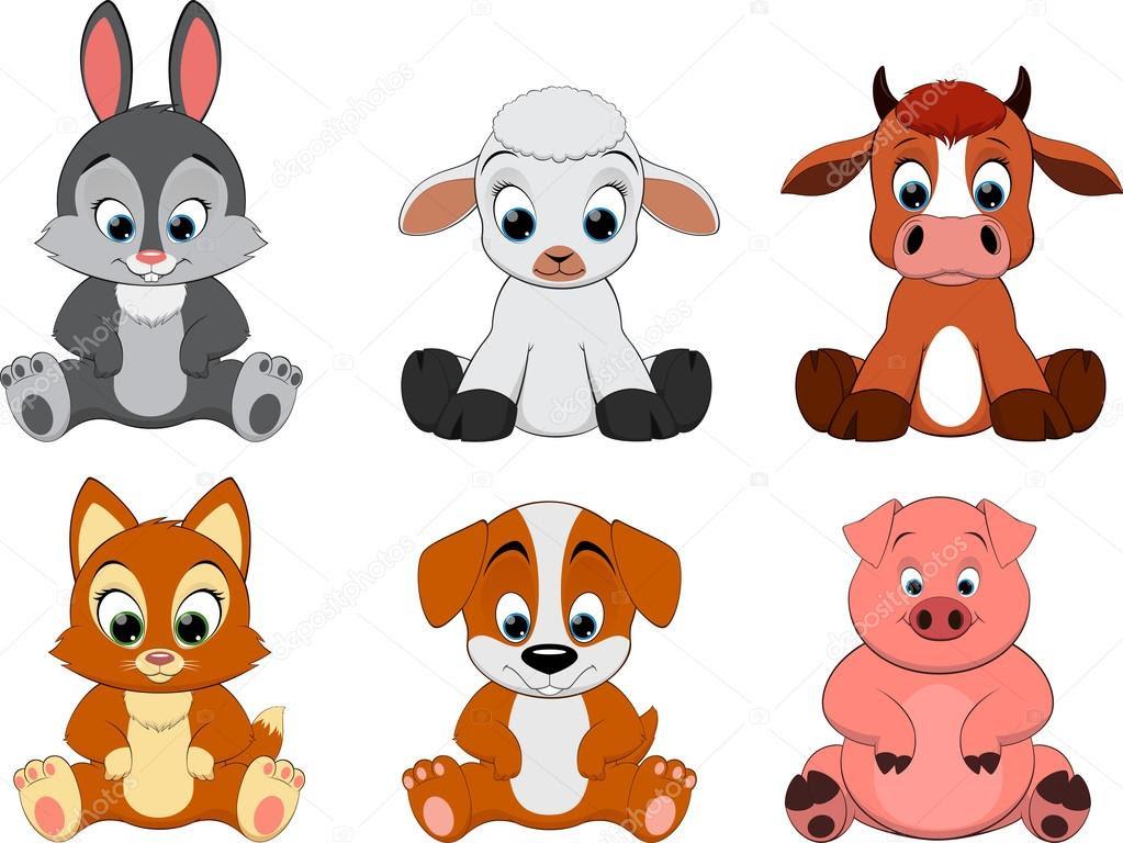 Desenhos De Animais Para Imprimir Ja Coloridos