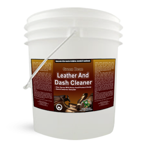 Leather and Dash - Leather Conditioner 5 Gallon