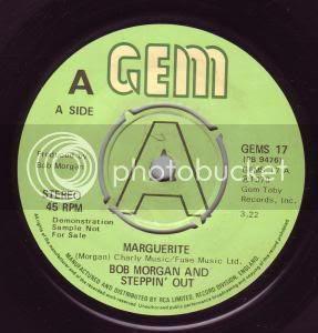 Bob Morgan - Marguerite