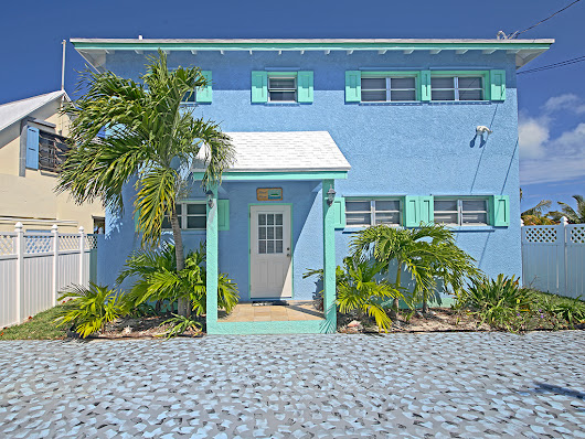 Eleuthera Beach House rentals accommodation Spanish Wells Bahamas