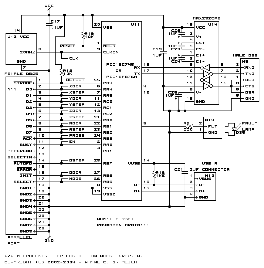 Animal Design Tattoo: 8051 circuit diagram