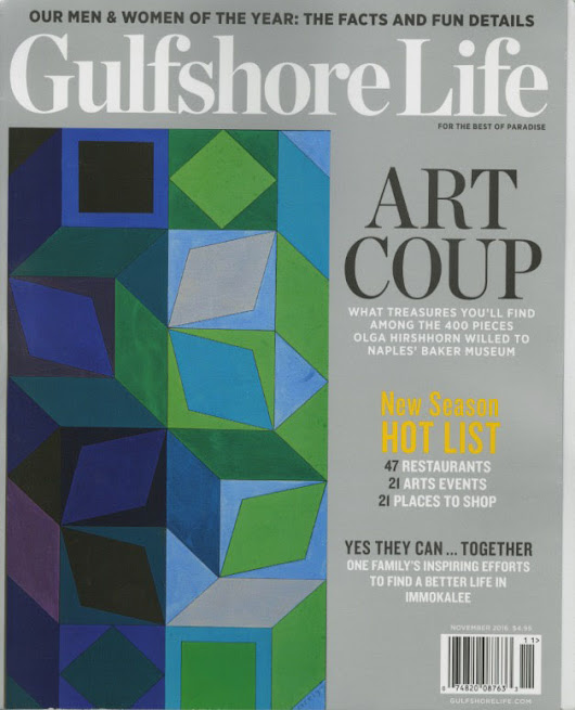 Gulfshore Life Magazine: A Regional Publication That's Proving Local Interests Are A Grand Way For The Printed Page To Shine – The Mr. Magazine™ Interview With Brett Wilson, President & Group Publisher, Gulfshore Life