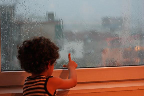 raining and Pablo