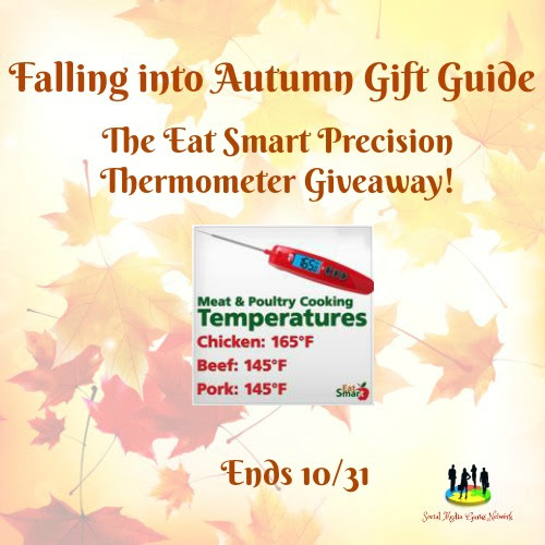 Thermometer Giveaway