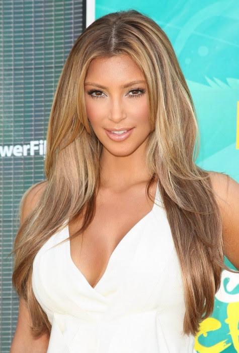 Kim Kardashian 40S Hair