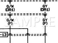 Repair Diagrams for 1998 Mazda Protege Engine ...