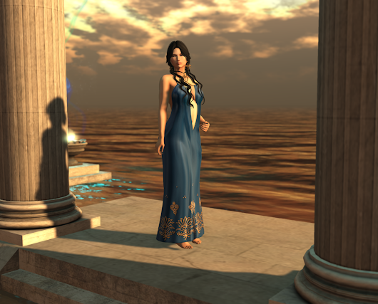 Otherworldly: Blog - Priestess of Drowned Atlantis