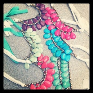 Image of NEW! Teardrop Necklace in 6 beautiful colors!