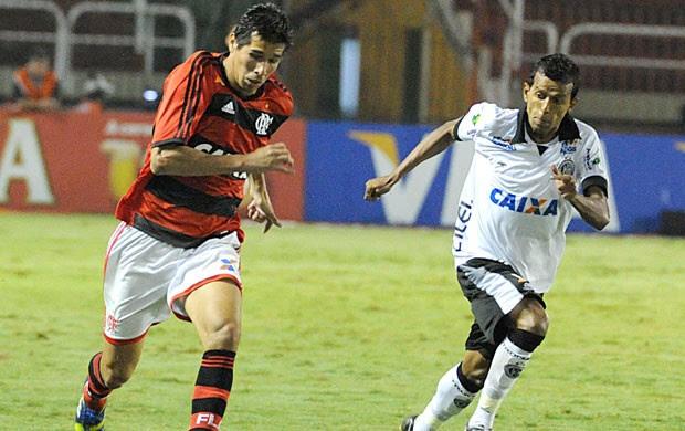 Bruninho Flamengo e Asa (Foto: Alexandre Vidal / Fla Imagem)