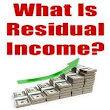 3 Top Reasons Why You Should Start Creating a Residual Income Now