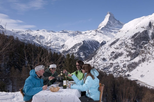 snow-wise - Our blog - Best ski resorts for mountain restaurants