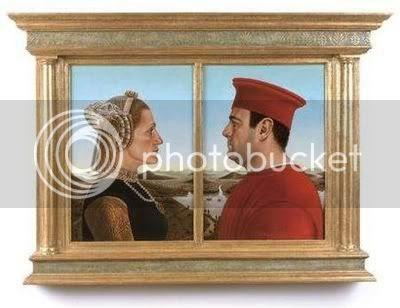Sopranos' Duke and Duchess of Urbino Painting Sells for $175,000