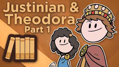 Byzantine Empire: Justinian and Theodora I – From Swineherd to Emperor