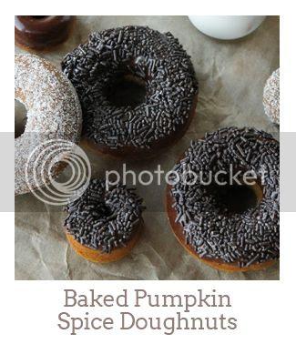 """""""Baked Pumpkin Spice Doughnuts"""""""