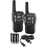Cobra MicroTalk CXT145 16-mile Two-way Radio Pair - FRS/GMRS - 10 NOAA Channels