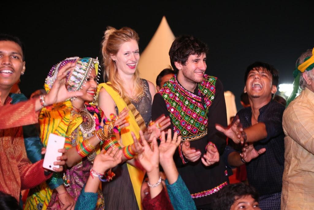 Garba in Navratri festival Gujarat-8
