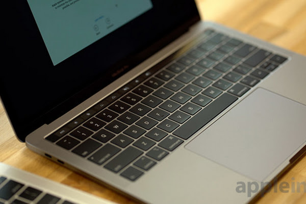 22766d4689a Keyboard in 2018 MacBook Pro will not be used for repair of earlier models