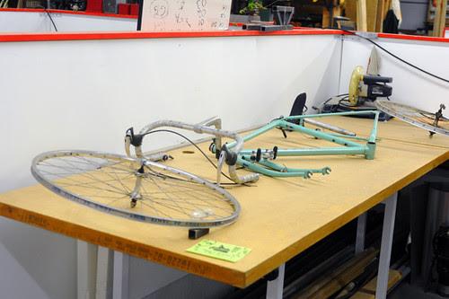 Bikes, Artisan's Asylum