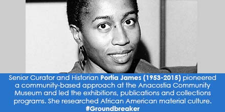 Wonderful Women Wednesday: Portia James