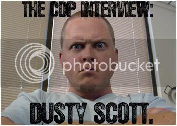 The CDP Interview - Pork Tornado's Dusty Scott.