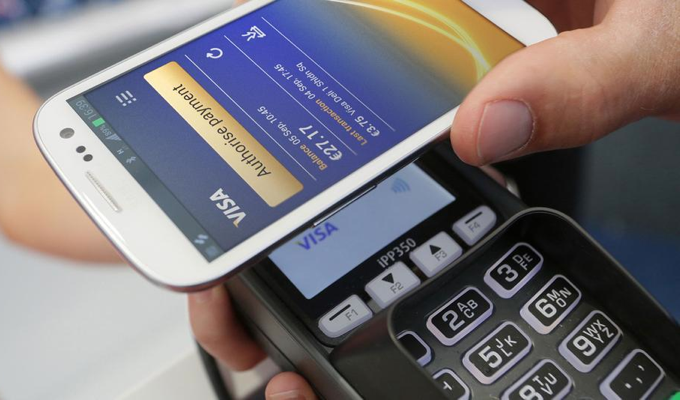 Visa and Samsung Make Paying for Purchases Easier
