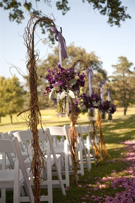 Grapevine Wedding Decorations   Grapevine Covered Shepard