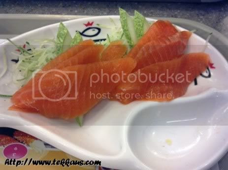Salmon Sashimi,Sushi King,Raw Salmon