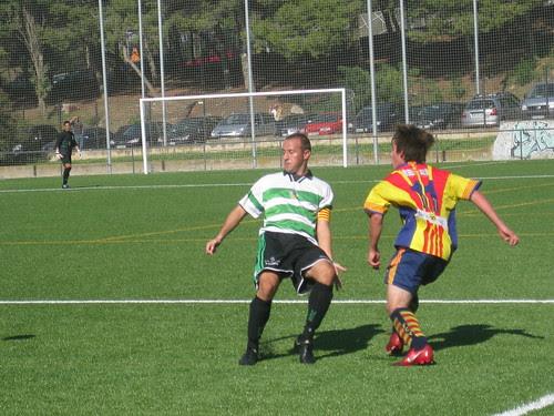U.E. Sants - F.C. Vilafranca (25/05/2009)