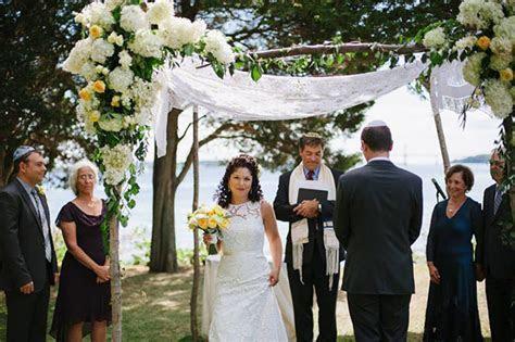 Elements of a Jewish Wedding Ceremony   InterfaithFamily