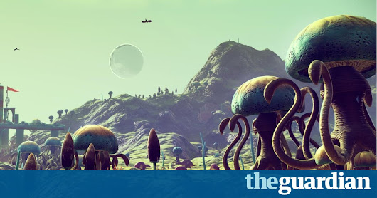 No Man's Sky is Elite for the 21st century. Pointless? Maybe – but also sublime | Technology | The Guardian