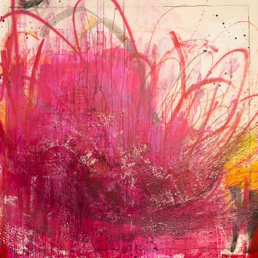 Laura Letchinger Art | Original Large Loft Art & Contemporary Abstract Paintings