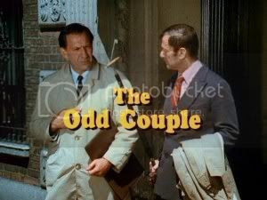 Odd Couple TV title card