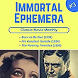 Classic Movie Monthly #3: Born to Be Bad, His Greatest Gamble, The Roaring Twenties (Immortal Ephemera) - Kindle edition by Cliff Aliperti. Humor & Entertainment Kindle eBooks @ Amazon.com.